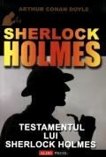 Mai multe detalii despre Testamentul lui Sherlock Holmes ...