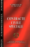 Mai multe detalii despre Contracte civile speciale ...