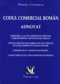 Mai multe detalii despre Codul comercial roman adnotat ...