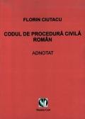 Mai multe detalii despre Codul de procedura civila roman adnotat ...
