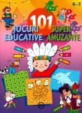 Mai multe detalii despre 101 Jocuri educative. Super amuzante ...